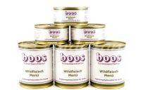 boos Wildfleisch Menü - 800g