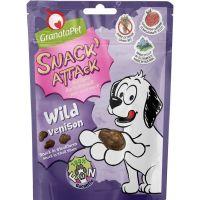 GranataPet Snack Attack Wild  - 100g