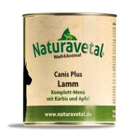 Naturavetal Canis Plus Lamm Menü - 800g