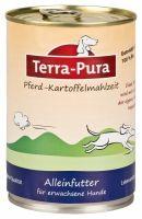 Terra-Pura Hund Pferd Kartoffelmahlzeit - 400g