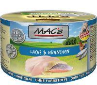 MACs Cat Dose Lachs & Hühnchen - 200g