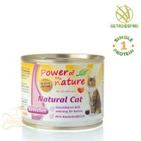 Power of Nature Natural Cat Kaninchen - 200g