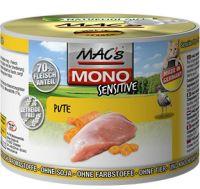 MACs Cat Dose Pute Sensitive Mono - 200g