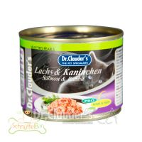 Dr. Clauders Selected Pearls Lachs & Kaninchen - 200g