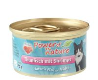 Power of Nature Havens Fish on Friday Thunfisch mit Shrimps 85g