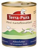 Terra-Pura Hund Pferd Kartoffelmahlzeit - 800g
