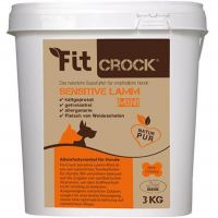 cdVet Fit Crock Sensitive Lamm Mini - 3kg