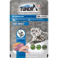 Tundra Katze Nassfutter Ente, Huhn, Truthahn & Lachs - 85g