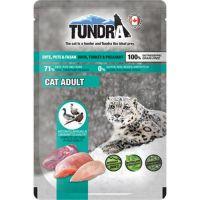 Tundra Katze Nassfutter Pute, Ente & Fasan - 85g