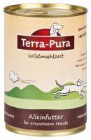 Terra-Pura Hund Wildmahlzeit - 400g