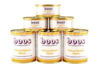 boos Hühnerfleisch Menü - 800g