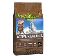 Wildborn Active Highlands - 15kg