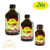 cdVet Fit-BARF Öl D3 - 500ml