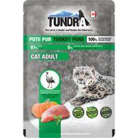 Tundra Katze Nassfutter Pute Pur - 85g