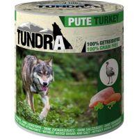 Tundra Hund Nassfutter Pute - 800g