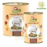 GranataPet Lieblings Mahlzeit Lamm & Kartoffel