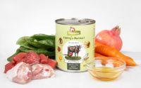 GranataPet Lieblings Mahlzeit Rind & Fasan - 800g