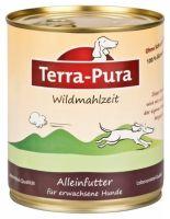 Terra-Pura Hund Wildmahlzeit - 800g