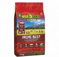 Wildborn Prime Beef mit Rind & Hering - 15kg