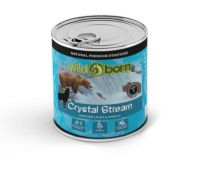 Wildborn Crystal Stream Lachs & Forelle - 800g