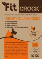 cdVet Fit Crock Sensitive Lamm Mini - 10kg