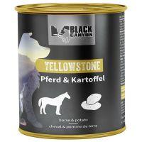 Black Canyon Yellowstone Pferd & Kartoffel - 820g