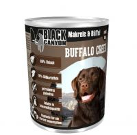 Black Canyon Buffalo Creek Büffel & Makrele - 820g