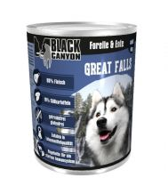 Black Canyon Great Falls Forelle & Ente - 820g