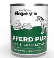 Hopeys Pferd pur Fleischdose - 850g