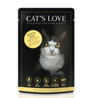 CATS LOVE Huhn Pur - 100g