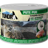 Tundra Katze Nassfutter Pute Pur - 200g