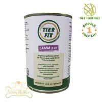 TierFit Fleischdose Lamm pur - 800g