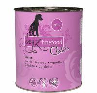 dogz finefood No10 Lamm - 6x 800g