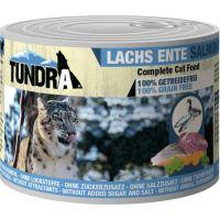 Tundra Katze Nassfutter Huhn, Ente & Lachs - 200g