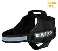 Trixie Julius-K9® Powergeschirr schwarz - Größe 3
