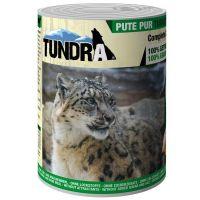 Tundra Katze Nassfutter Pute Pur - 400g