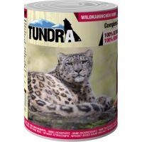 Tundra Katze Nassfutter Huhn & Wildkaninchen - 400g