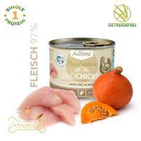 AniForte® PureNature LandChicken Huhn mit Kürbis - 200g