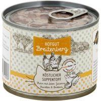 Hofgut Breitenberg Cat köstlicher Suppentopf - 180g