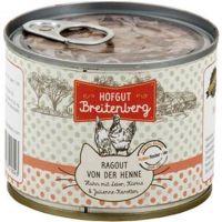Hofgut Breitenberg Cat Ragout von der Henne - 180g