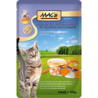 MAC's Cat Hering & Shrimps Pouch MHD 1/18 - 100g