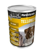 Black Canyon Yellowstone Pferd & Kartoffel - 410g