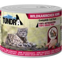 Tundra Katze Nassfutter Huhn & Wildkaninchen - 200g