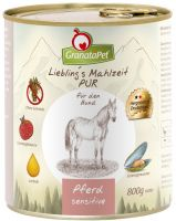 GranataPet Lieblings Mahlzeit Pferd PUR - 800g