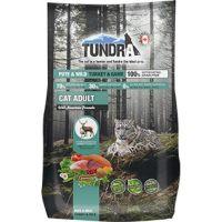 Tundra Katze Trockenfutter Pute & Wild - 272g
