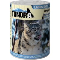 Tundra Katze Nassfutter Huhn, Ente & Lachs - 400g