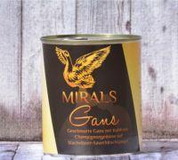 Mirals Gans Menü - 800g