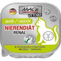 MACs Katze Vetcare Nierendiät Huhn - 100g