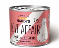 Hardys LOVE AFFAIR Lachs & Forelle - 200g