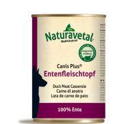 Naturavetal Canis Plus Ente Fleischtopf - 400g